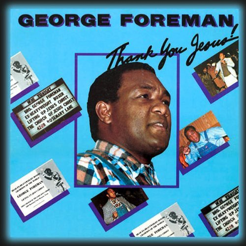Thank You Jesus! audiobook cover art