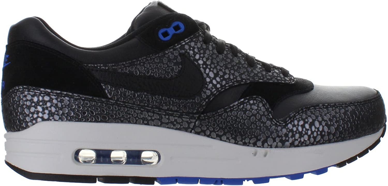Nike air air air max 1 Deluxe herr Trainers 684808 skor skor svarta  till lägsta pris