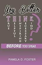 Best think before speak Reviews