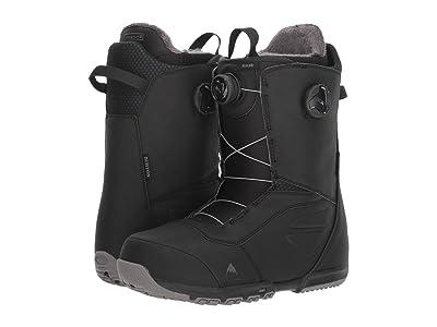 Burton Ruler Boa(r) Snowboard Boot (Black) Men