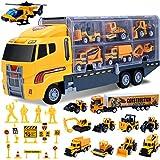 Best Toddler Toys For Boys - Car Toddler Toys for Boys,Trucks 25 in 1 Review