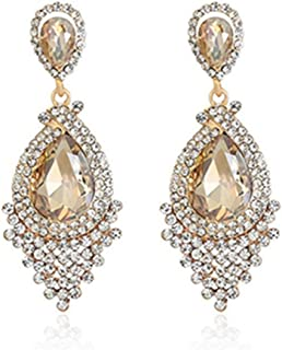 Best gold pageant earrings Reviews