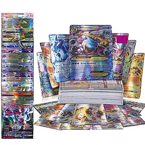 150 Assorted Style Card EX Full Art : 20 GX + 40 mega + 10 Energy + 80 EX