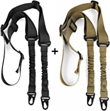 Accmor 2 Point Sling Traditional Sling Extra Long with Metal Hook for Outdoor Sports