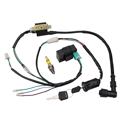 110cc ATV Wiring: Amazon.com on