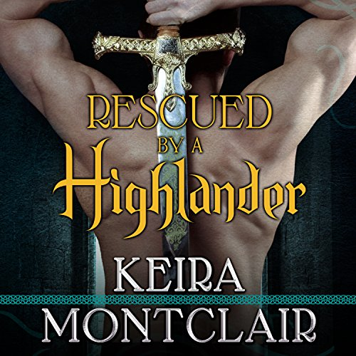 Rescued by a Highlander audiobook cover art