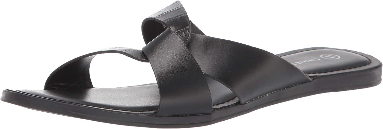 Chinese Laundry Women's Slip-on Sandal Slide Ranking TOP18 Cheap bargain Flat