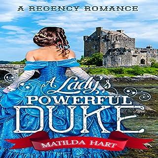 A Lady's Powerful Duke cover art