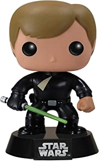 """Funko 6036 Star Wars 6036 """"POP Bobble Jedi Luke Figuur"""