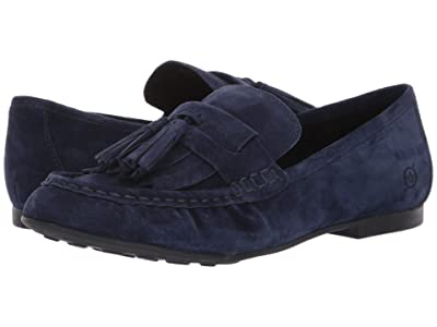Born Charen (Navy Suede) Women