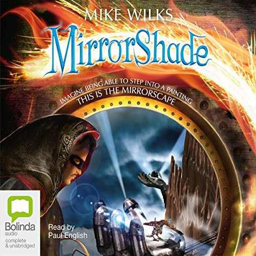 MirrorShade audiobook cover art