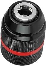 NiceCore Chuck Drill Adapter snelspan-boorhouder 1/2-20UNF schroefdraad met groot gat voor meer doeleinden, handboorhoude...