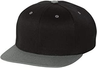 Yupoong 110FT Unisex Adult 110 Wool Blend Two-Tone Cap