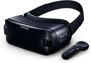 Galaxy Gear VR 【2018年版 Note8,S9,S9+対応】 SM-R325, Samsung 純正品, 専用コントローラ付き (並行輸入品)