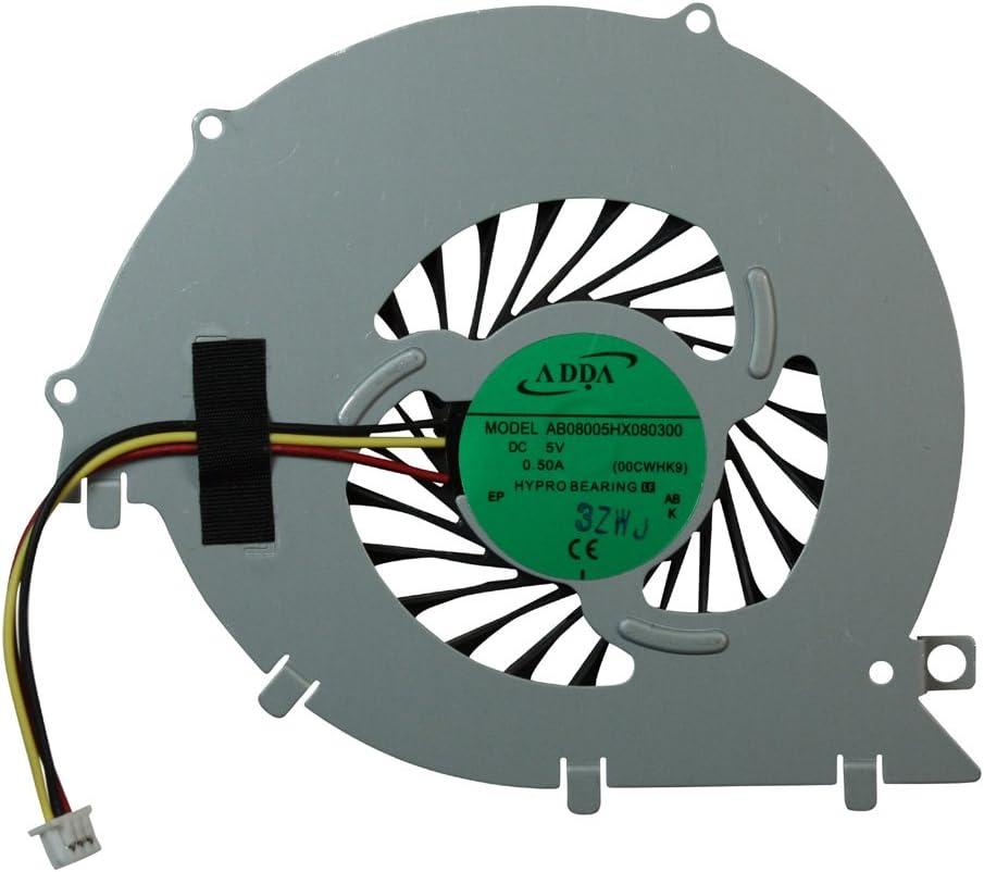 Power4Laptops Ventilador para Ordenadores portátiles Compatible con Sony Vaio SVF153A1YM