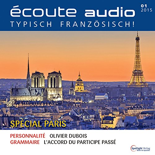 Écoute audio - Paris Spécial. 1/2015 audiobook cover art