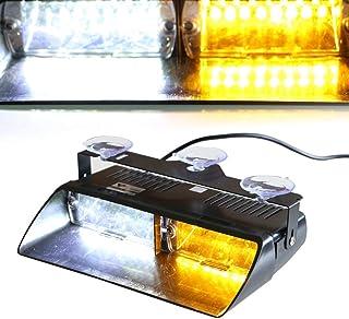 Funnyrunstore Impermeable 30CM 15LED Luz de tira s/úper brillante y flexible Luz de decoraci/ón diurna para el carro de la motocicleta del coche Color: verde