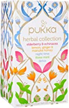 Pukka Herbs Herbal Collection Mixed Tea Bags,34.4 Grams,20.0 Pieces