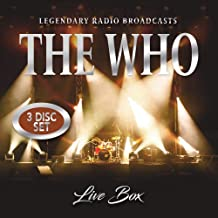 WHO - Live Box (2019) LEAK ALBUM
