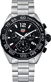 Mens Formula 1 Stainless Steel Chronograph Watch