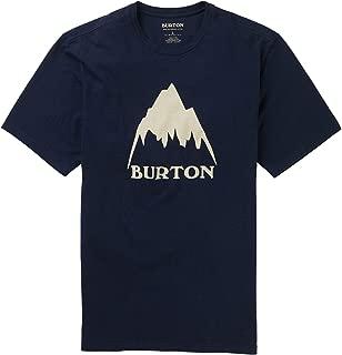 Burton Classic MTN High 100% Cotton Short Sleeve T-Shirt