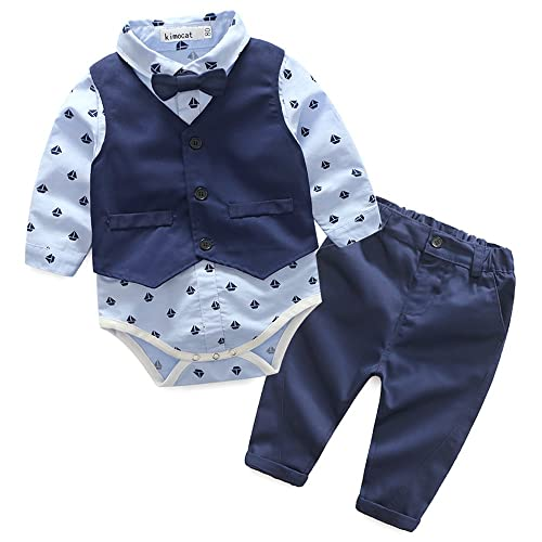 e42b179ea Baby Boy First Birthday Outfit  Amazon.com