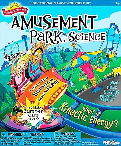 Scientific Explorer Amusement Park Science Kit by Scientific Explorer