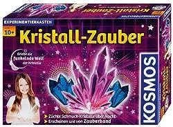 Kristalle züchten für Mädchen - Kristall-Zauber