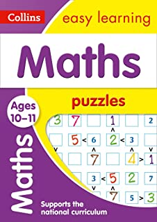 Maths Puzzles Ages 10-11: Ideal for Home Learning