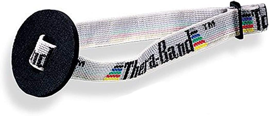 TheraBand Resistance Memphis Mall Band Handles Pair Japan's largest assortment Soft Accessorie