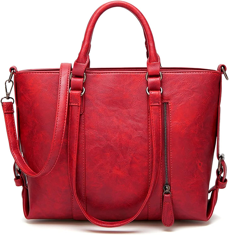 Women Tote Shoulder Bag Vintage Save money Top Handle Satchel Atlanta Mall Purse and