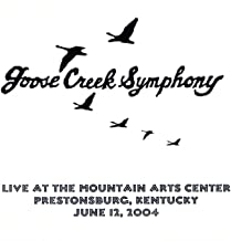 Live at the Mountain Arts Center
