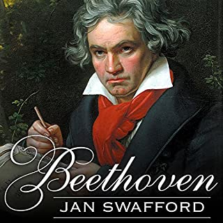 Beethoven     Anguish and Triumph              By:                                                                                                                                 Jan Swafford                               Narrated by:                                                                                                                                 Michael Prichard                      Length: 39 hrs and 7 mins     114 ratings     Overall 4.3