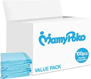 MamyPoko Disposable Changing Mats Value Pack (100 PCS)