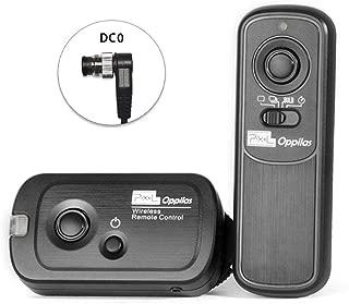 Pixel Wireless Remote Commander Shutter Release RW-DC0 Shutter Remote Release Control for Nikon Fujifilm Kodak Cameras, Replaces Nikon Remote Cord MC-30A