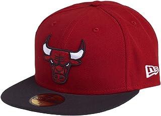 New Era Heren Cap 59fifty Chicago Bulls Cap