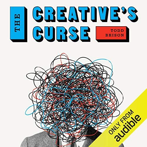 The Creative's Curse audiobook cover art