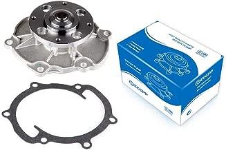 ECCPP Engine Water Pump fits for GMC Cadillac Saab Pontiac Saturn Chevy Buick V6 2.8L 3.6L