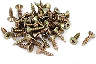 15158-50PK-NF No FixtureDisplays Hex Socket Button Head M6x40mm Screws 50PK