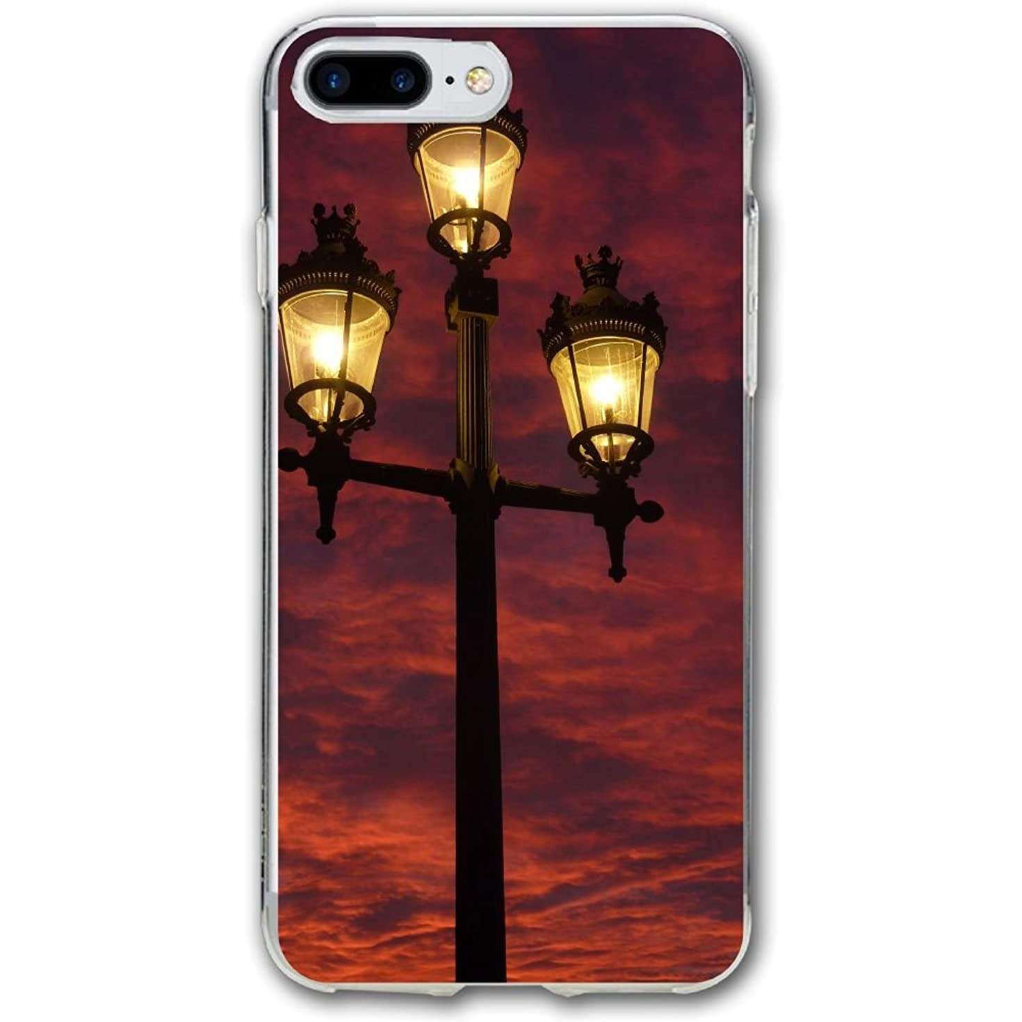 Case For Iphone 7 Plus Street Lamp Lantern Slim Fit Shell Full Protective Anti-Scratch Resistant Cover Apple IPhone 7 Plus Case