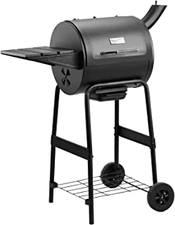 Royal Gourmet Portable Mini Patio Charcoal Grill, 22