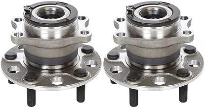 Prime Choice Auto Parts HB612335PR Rear Pair 2 Wheel Hub Bearing Assemblies 5 Stud