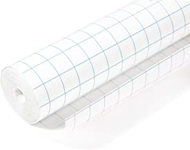 Herma 7010 - Rollo de film autoadhesivo (10 m x 40 cm), color transparente brillante