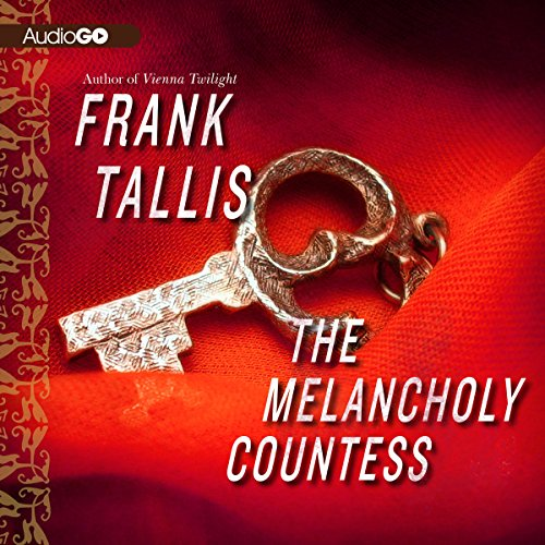 The Melancholy Countess audiobook cover art
