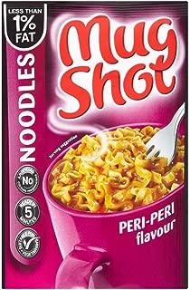 Mugshot Mug Shot Noodles Peri Peri Flavour (56G)