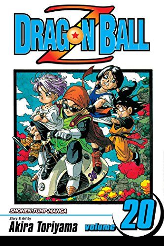 DRAGON BALL Z SHONEN J ED GN VOL 20