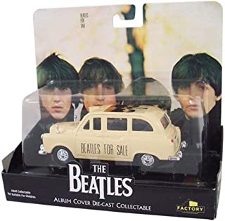 Factory Entertainment The Beatles: Beatles for Sale Famous Covers Collectable Die-Cast Taxi
