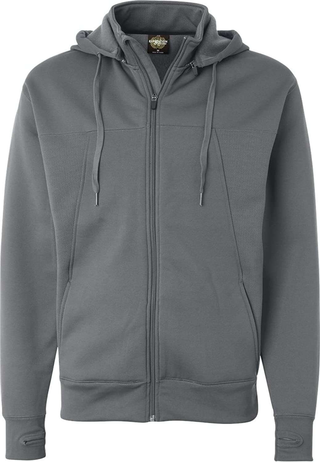ITC Mens HiTech Hooded Sweatshirt EXP80PTZ