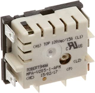 Apw Wyott 55564 Infinite Control 120 Volt 15 Amp Curv