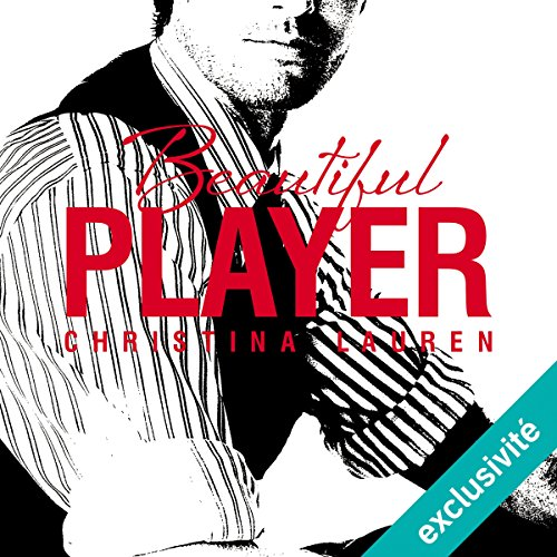 Beautiful Player (Beautiful 3) audiobook cover art